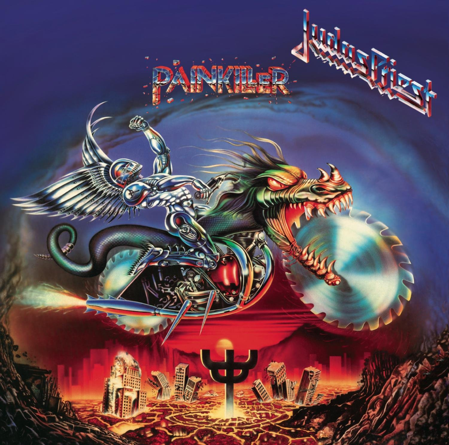 "A SCENE IN RETROSPECT: Judas Priest – ""Painkiller"""