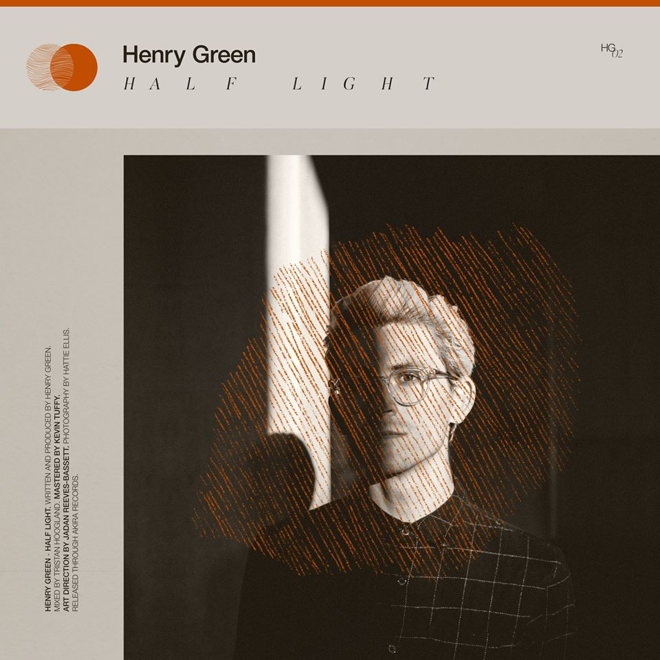 "Henry Green Steps Out of the ""Half Light"" to Announce His New Album"