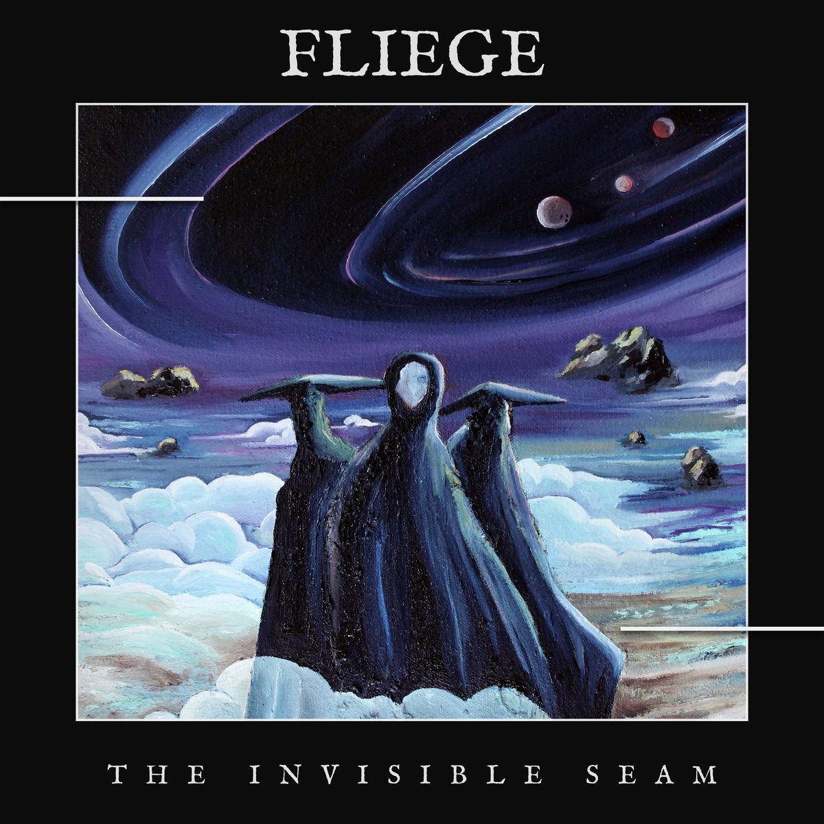 "Fliege – ""The Invisible Seam"""