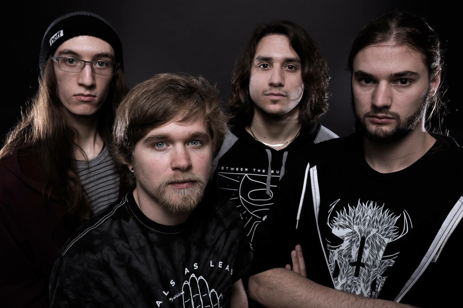 Myth of I Illustrate Their Technical Prowess with a Brand New Album Track