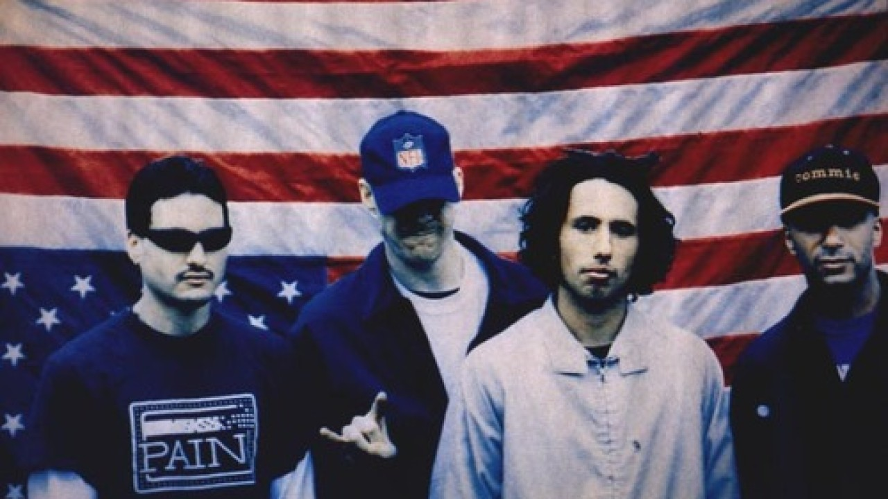 Rage Against The Machine Announce 2020 Tour With Run The Jewels