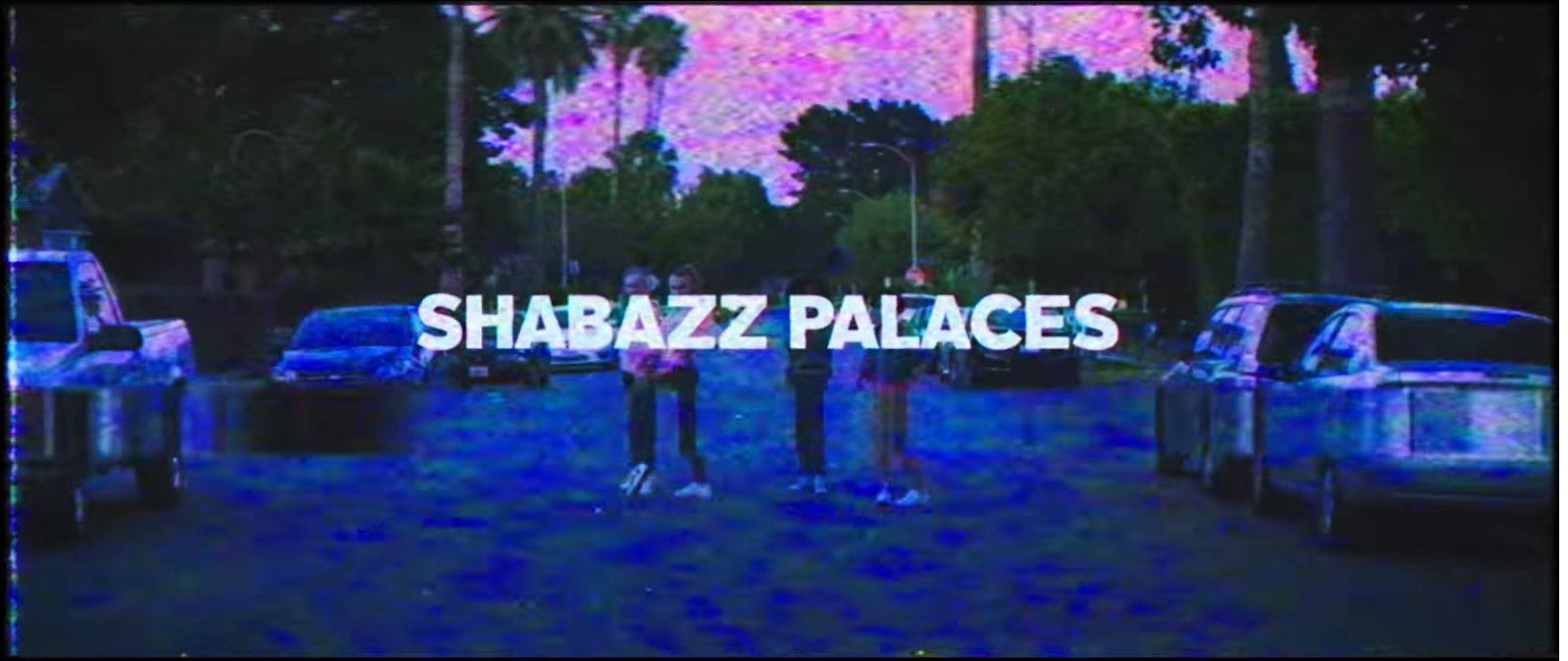 "Shabazz Palaces Announce New Album & Debut ""Fast Learner"""