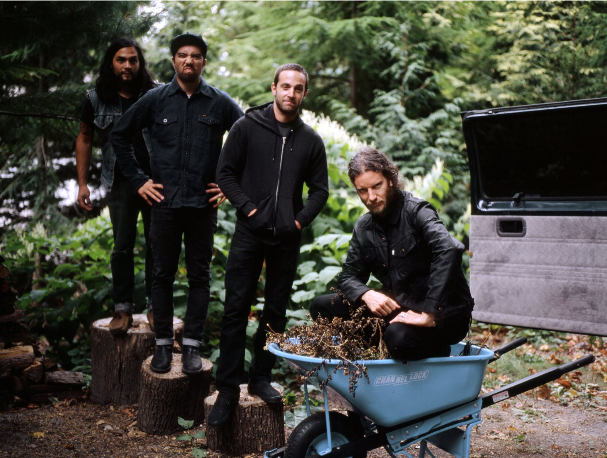OMG! Old Man Gloom Have Released a New Single!
