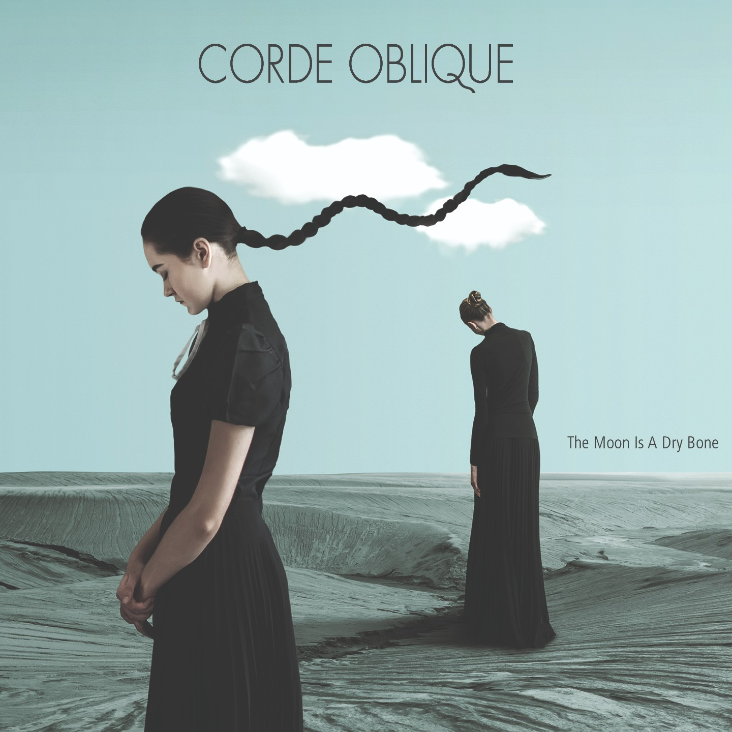 "Corde Oblique – ""The Moon Is A Dry Bone"""