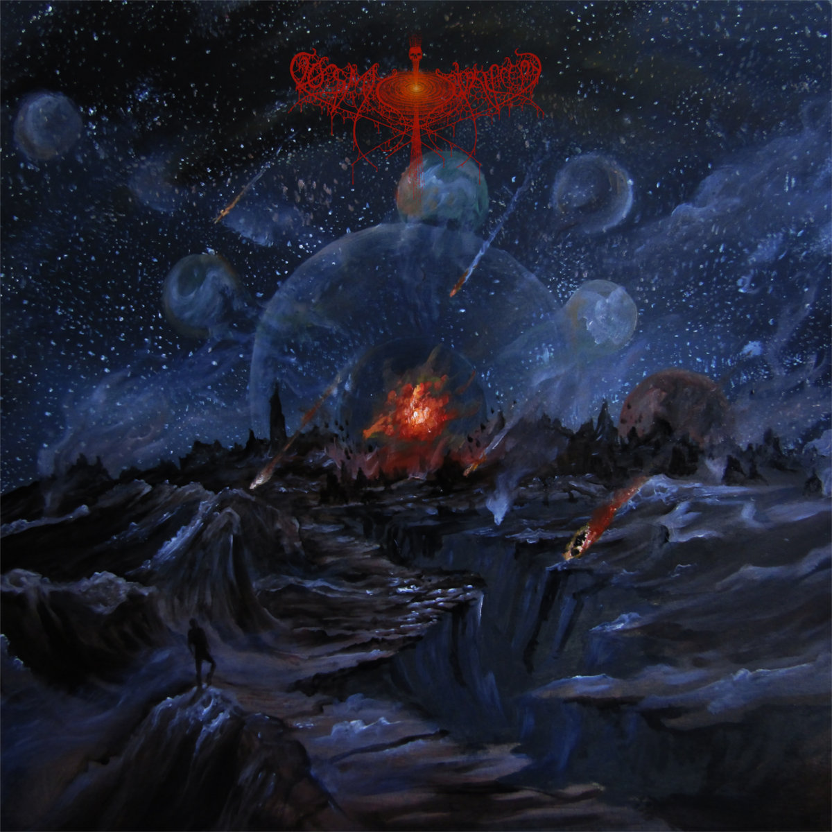 "Cosmic Putrefaction – ""The Horizons Towards Which Splendor Withers"""