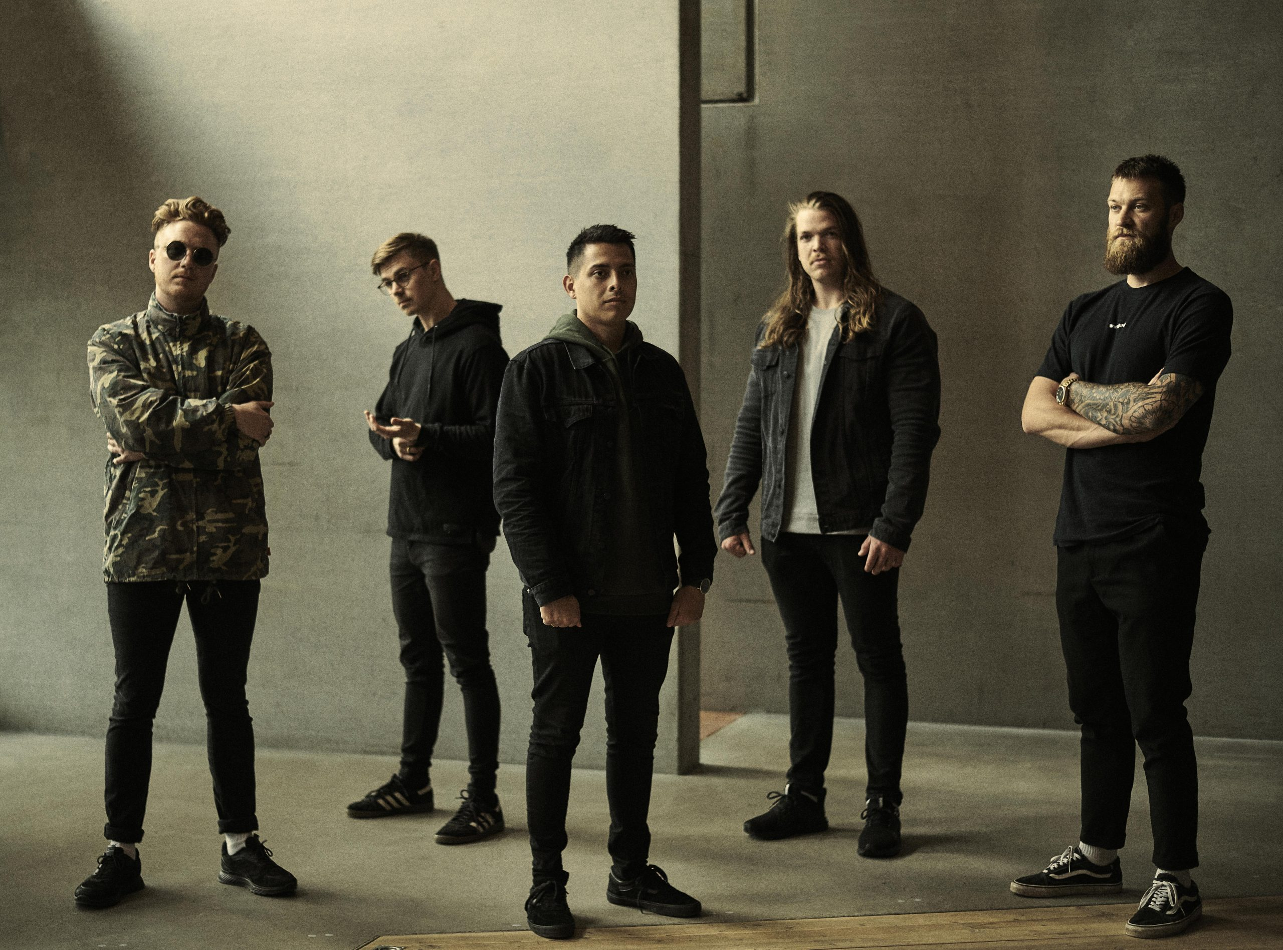 """Unseen Faith Depict a """"Downfall"""" in their Brand New Single"""