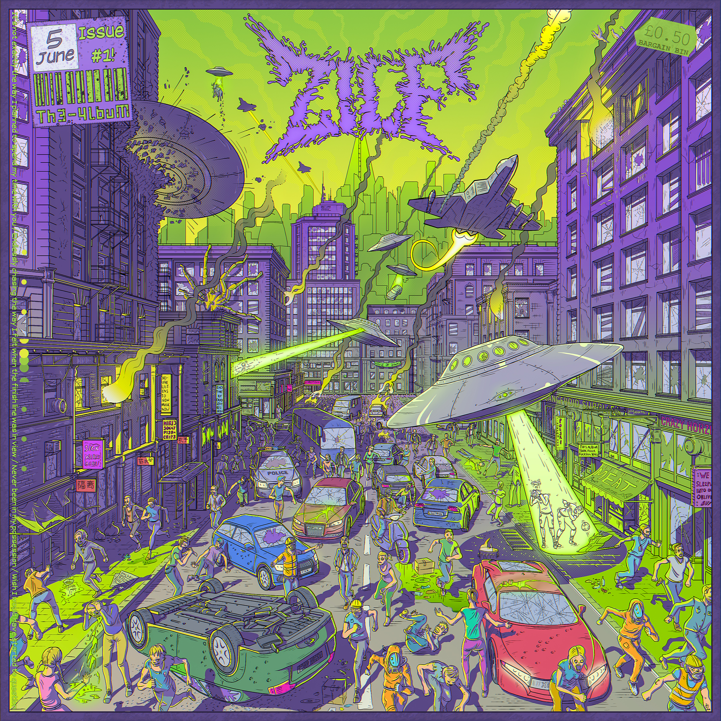 "ZILF – ""The Album"""