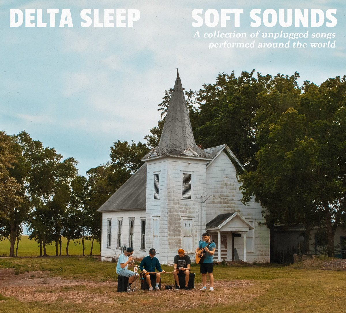 "Delta Sleep Talk ""Soft Sounds"" and Unveil Final Video"