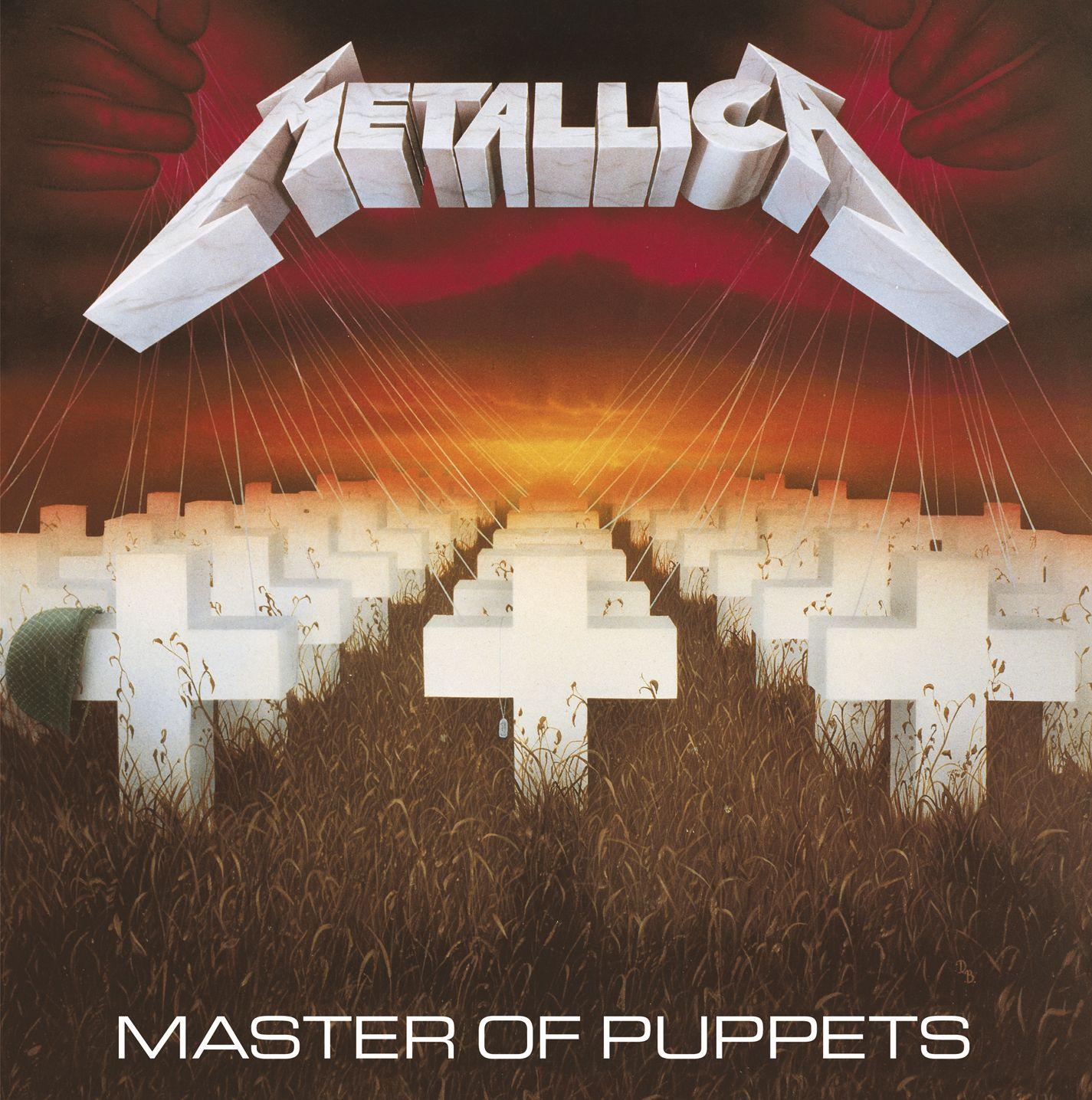 "A SCENE IN RETROSPECT: Metallica – ""Master of Puppets"""