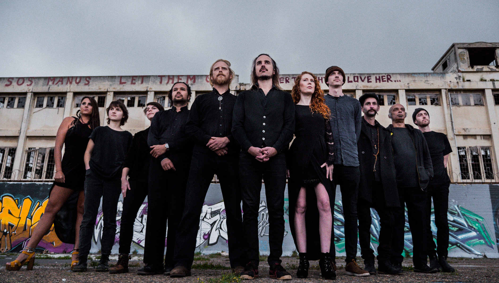 """Selfless Orchestra – """"Great Barrier"""""""