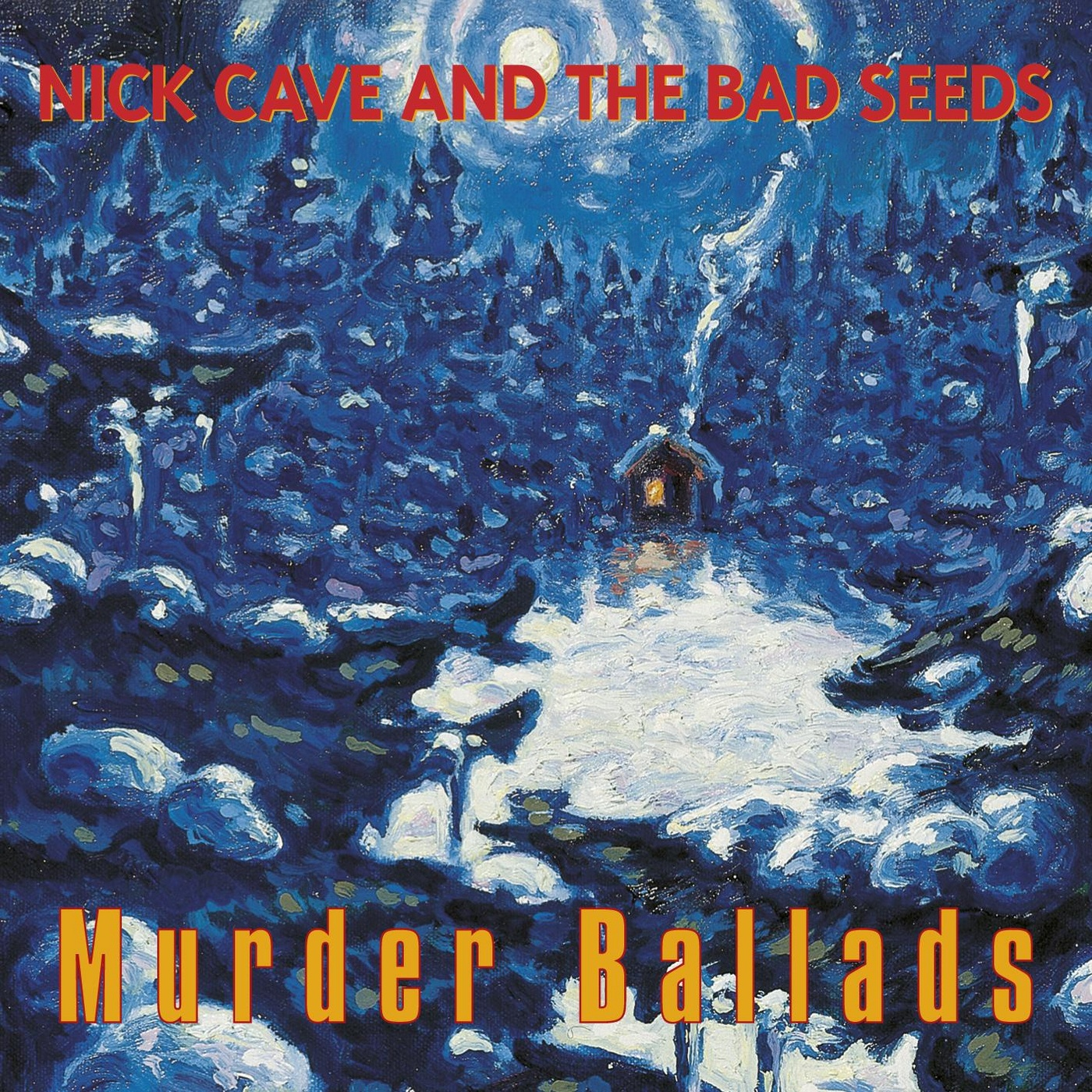 "A SCENE IN RETROSPECT: Nick Cave and the Bad Seeds – ""Murder Ballads"""