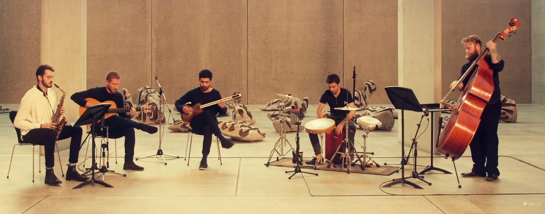 """Eishan Ensemble – """"Project Masnavi"""""""