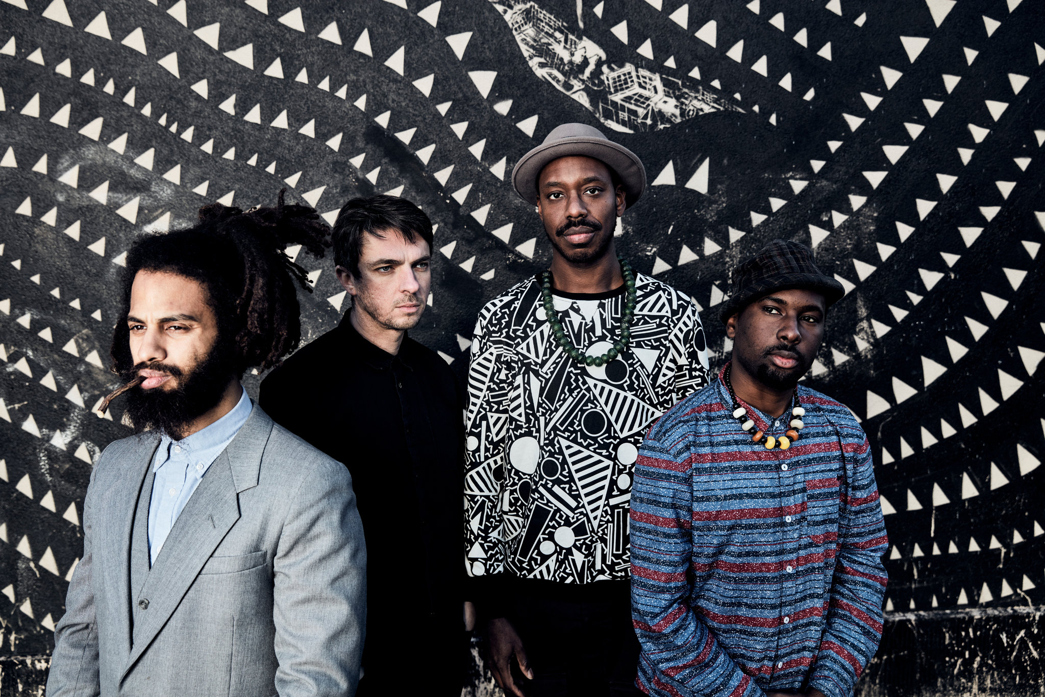 """Sons of Kemet – """"Black To The Future"""""""
