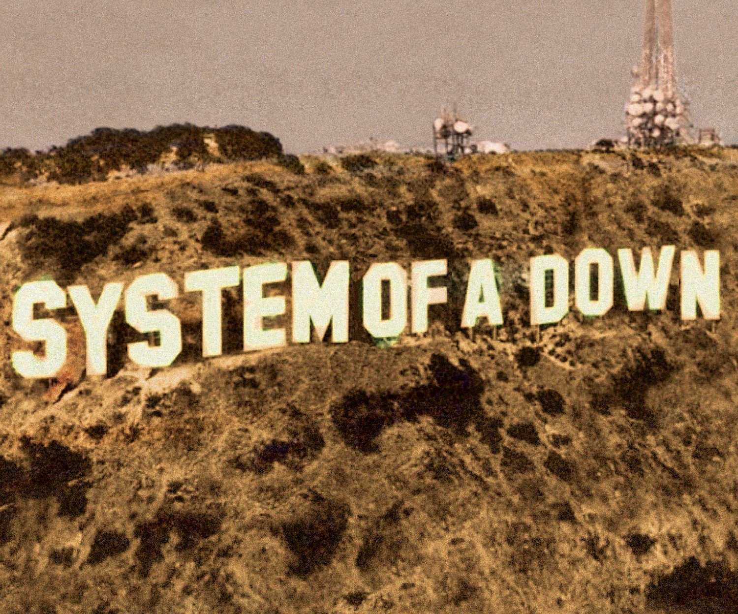 """A SCENE IN RETROSPECT: System of a Down – """"Toxicity"""""""