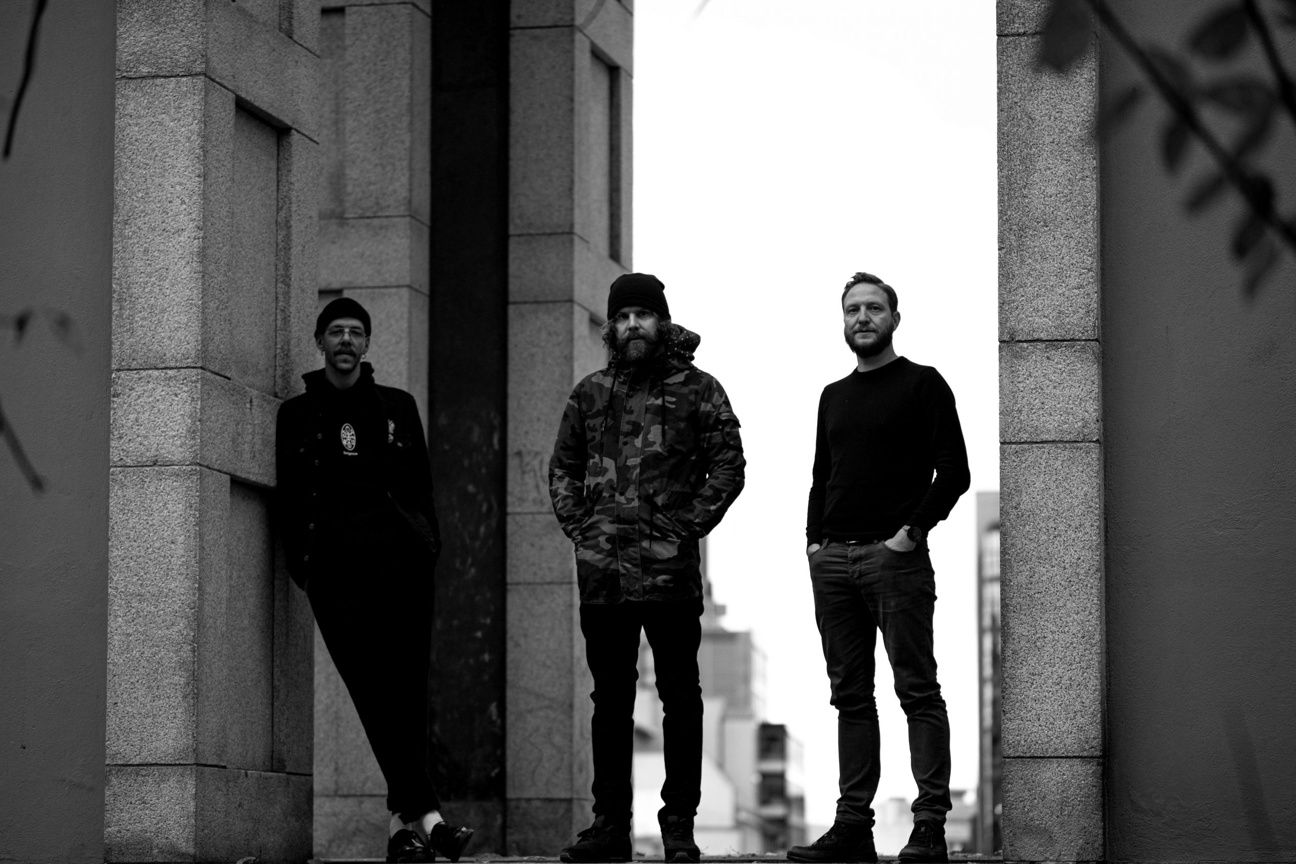 """Rongeur Channel a Cathartic Aggression With Their New Video For """"Nixonian Echoes"""""""